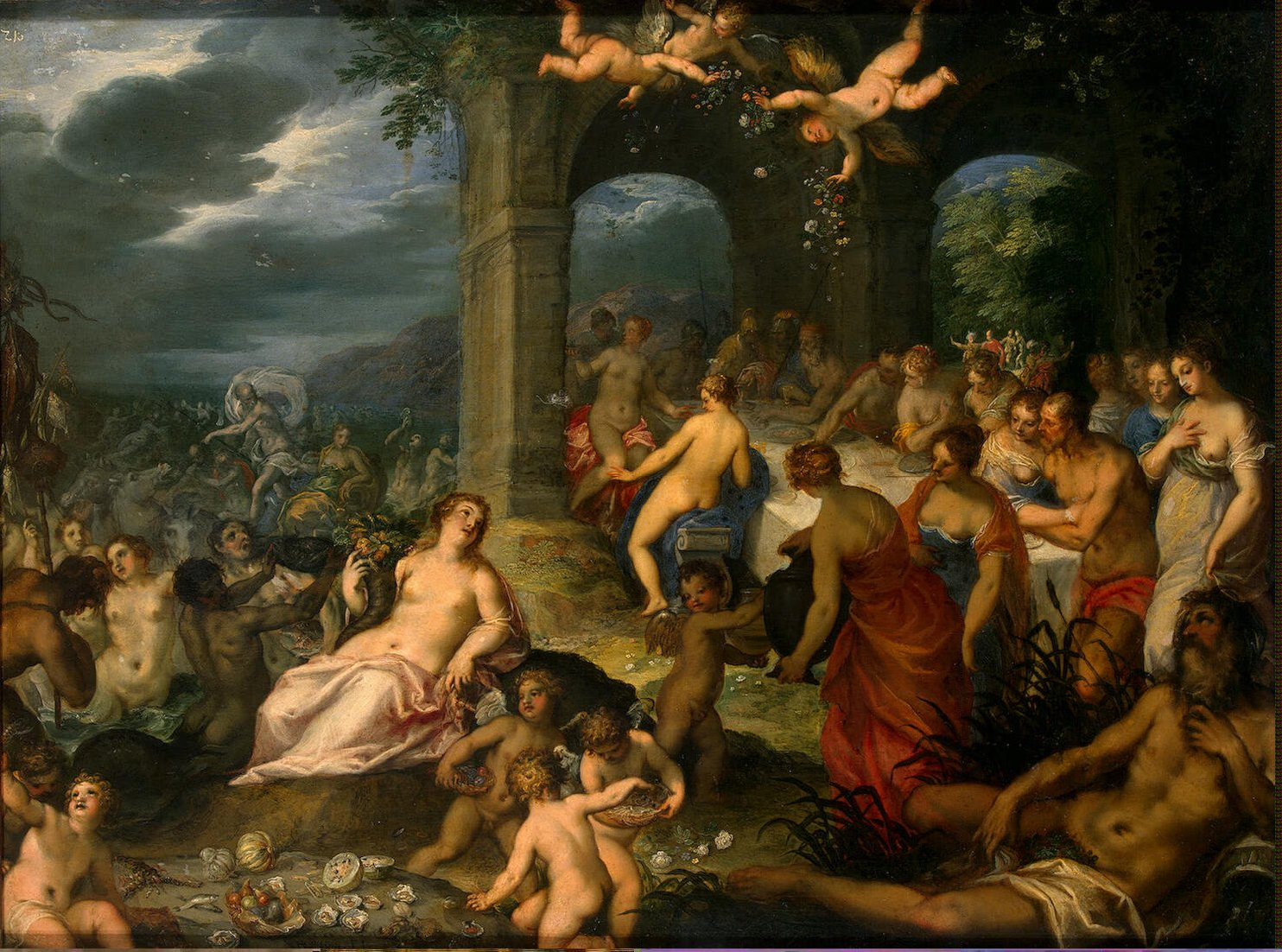 peleus and achilles relationship with the gods